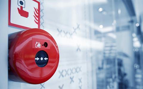 Системы защиты от взлома и пожара