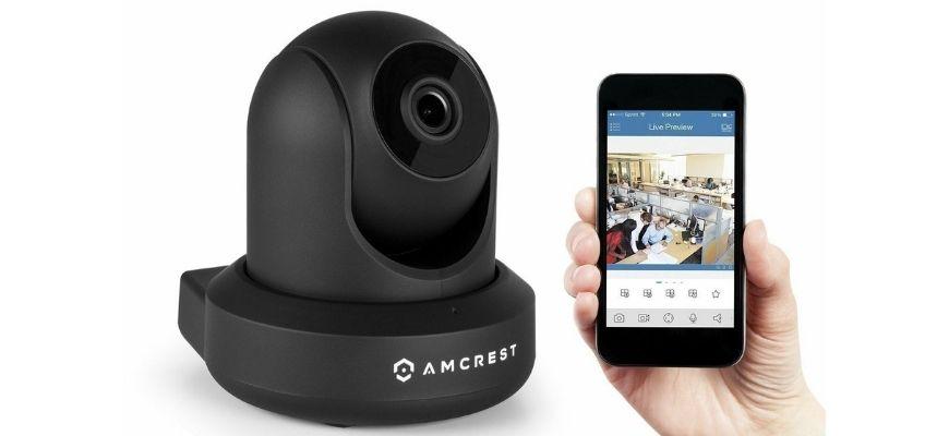 Как настроить видеонаблюдение для частного дома через смартфон